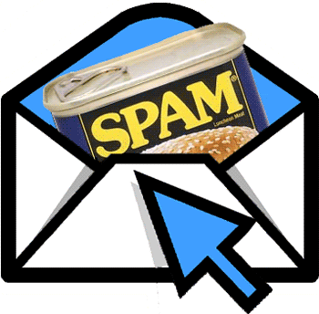 jpg freeuse stock Steps to reduce spam. Email clipart junk mail.