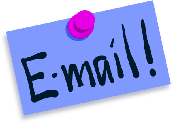 vector free Email clipart teacher contact