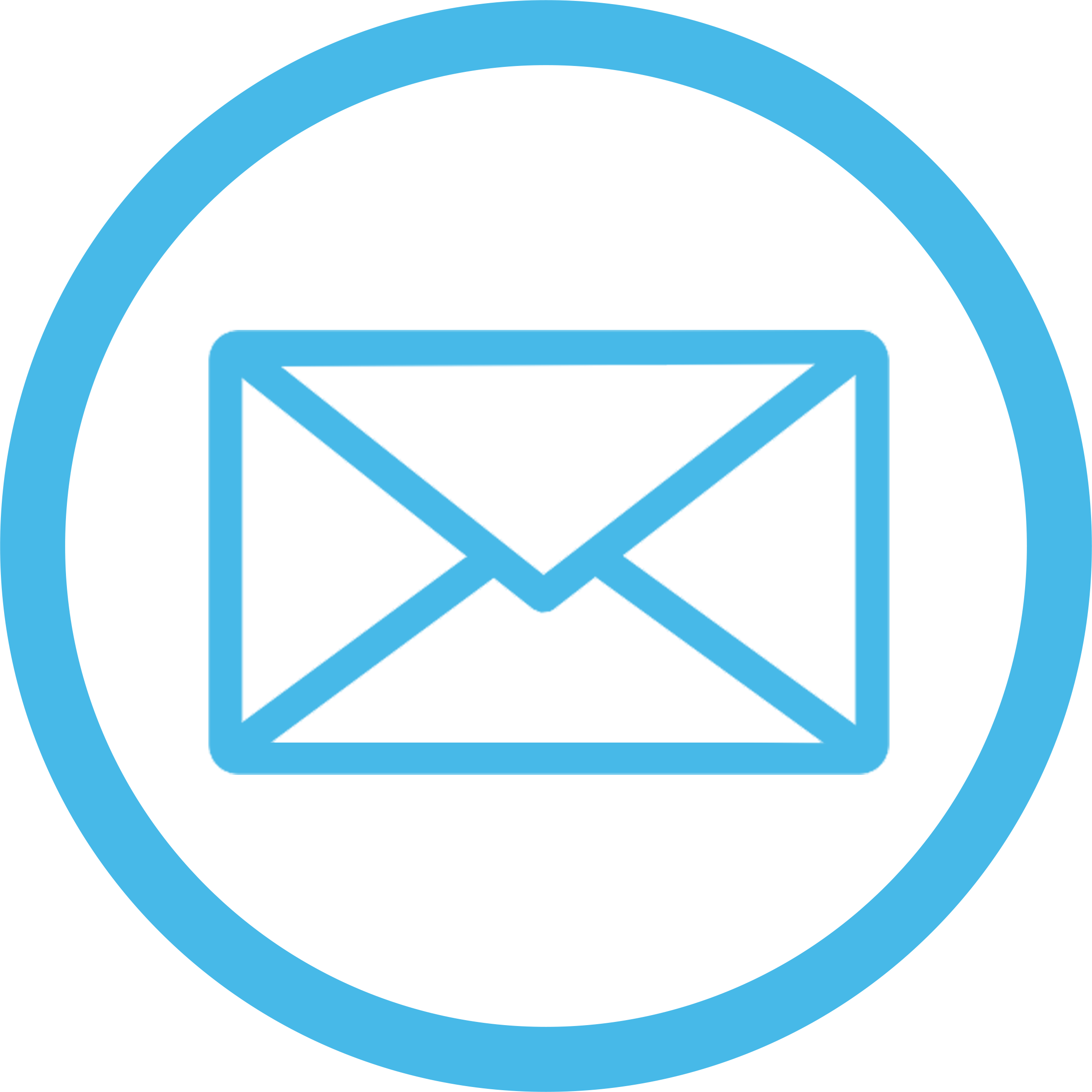 image library download Email transparent. Icon blue png stickpng