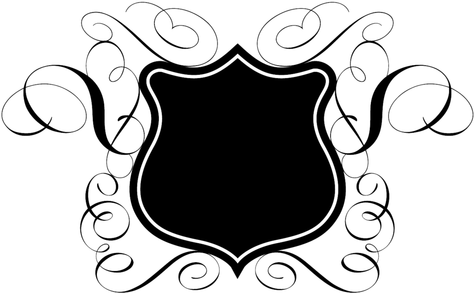 graphic transparent stock Vector emblem psd. Swirls official psds