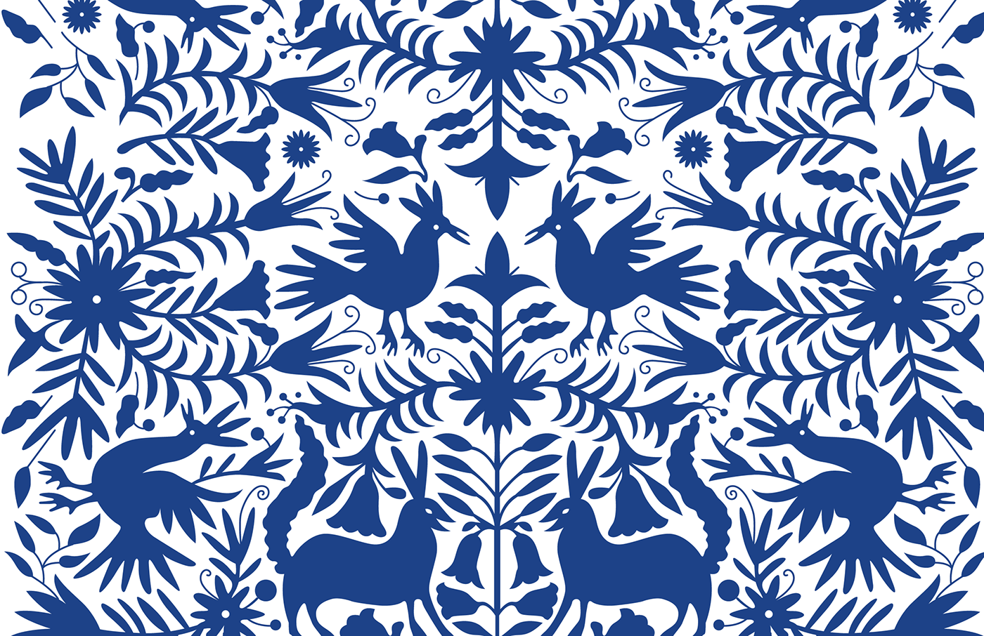 clipart royalty free otomi vector patterns on Behance
