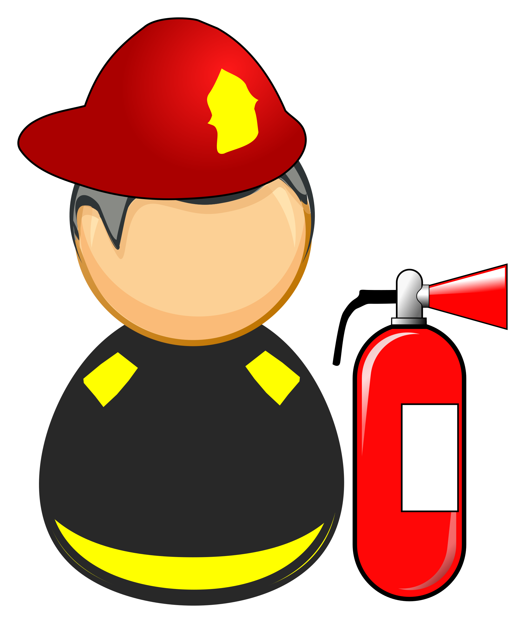 clip transparent stock Emergency clipart. First responder free on.