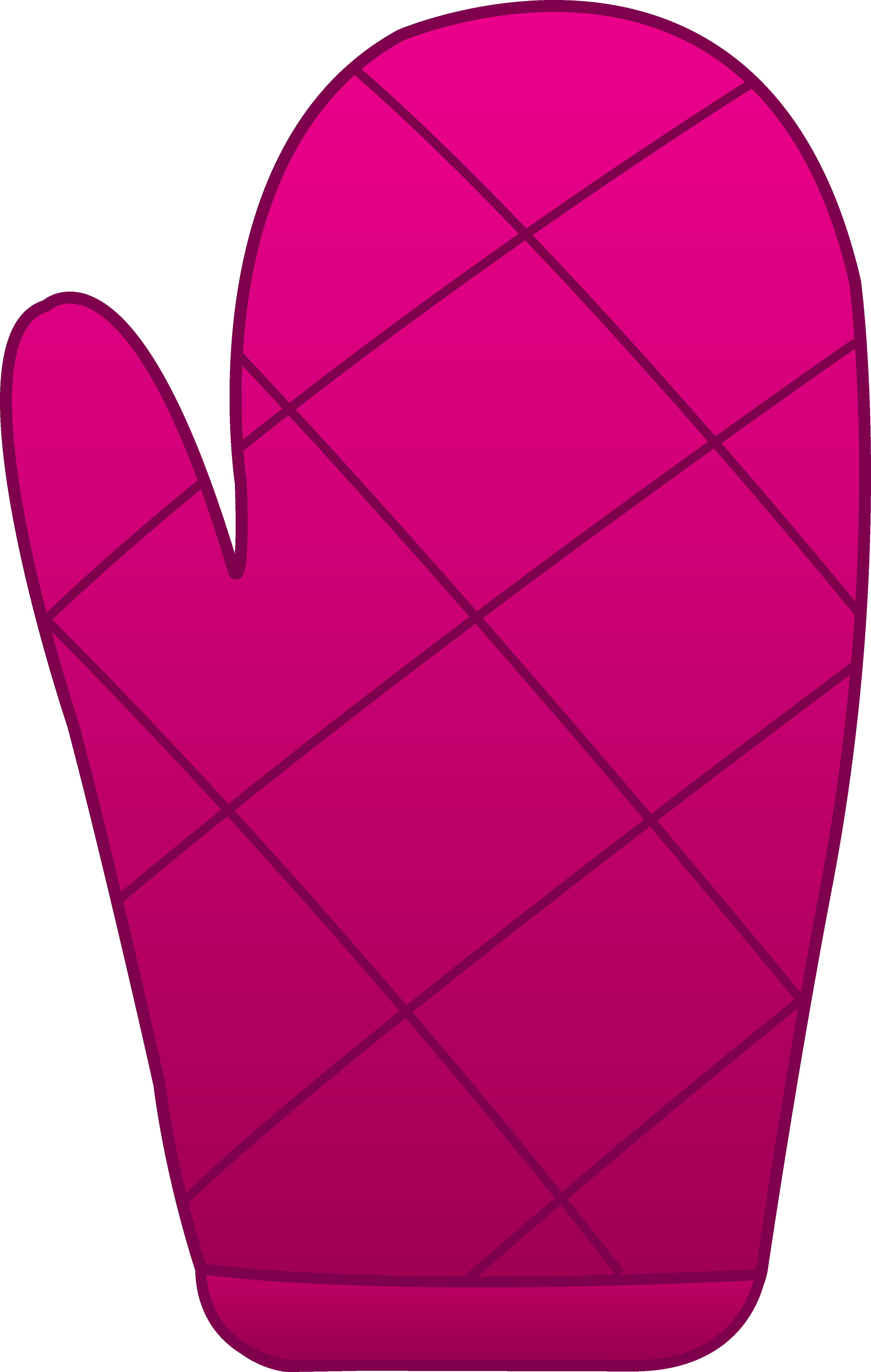 clip free library Pink oven mitt free. Gloves clipart baking