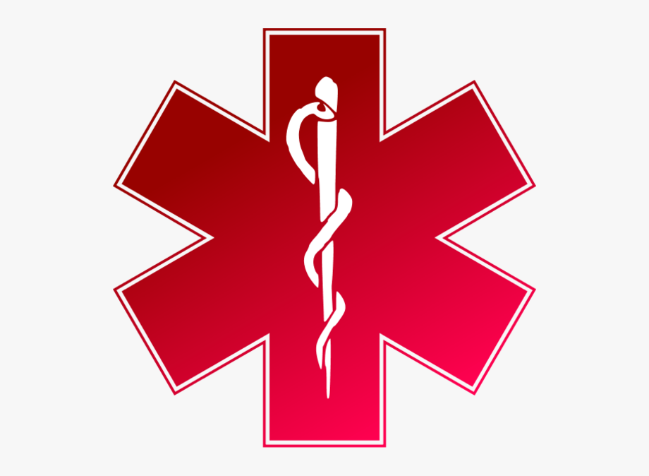 svg free stock Emergency clipart shock. Medical services logo .