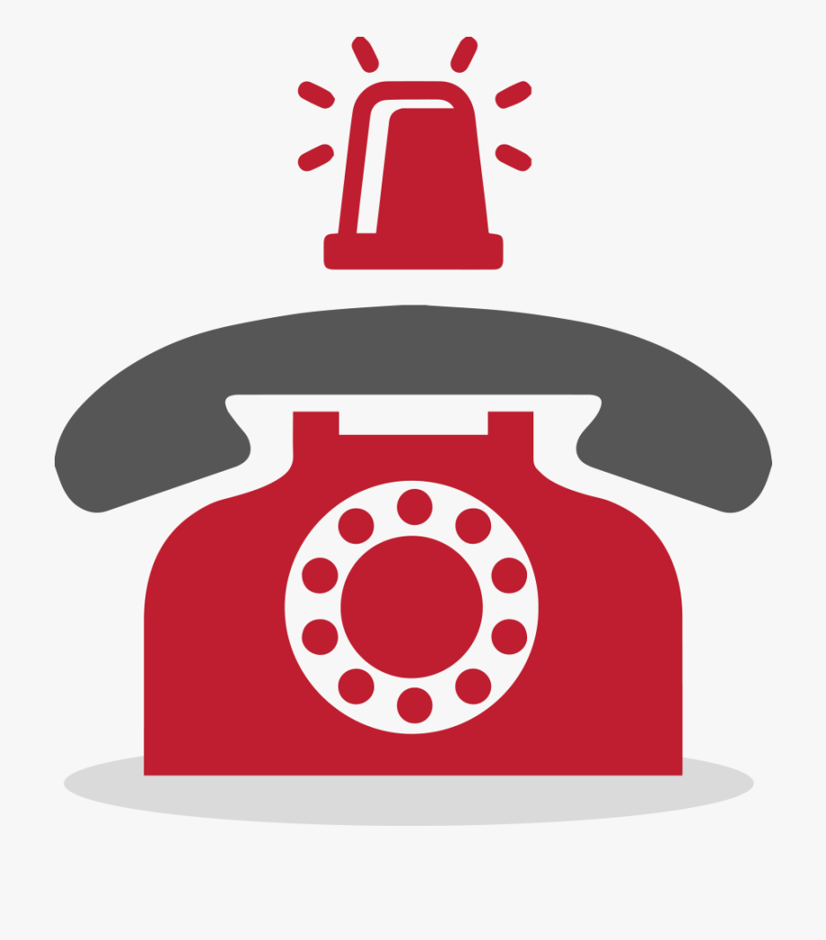 svg transparent stock Telephone icon transparent png. Emergency clipart shock.