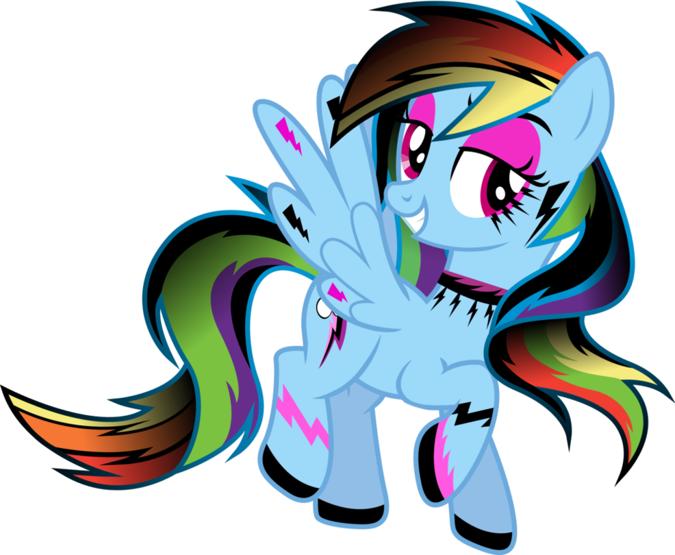 clip art freeuse Drawing rainbows galaxy. Gothic rainbow dash by