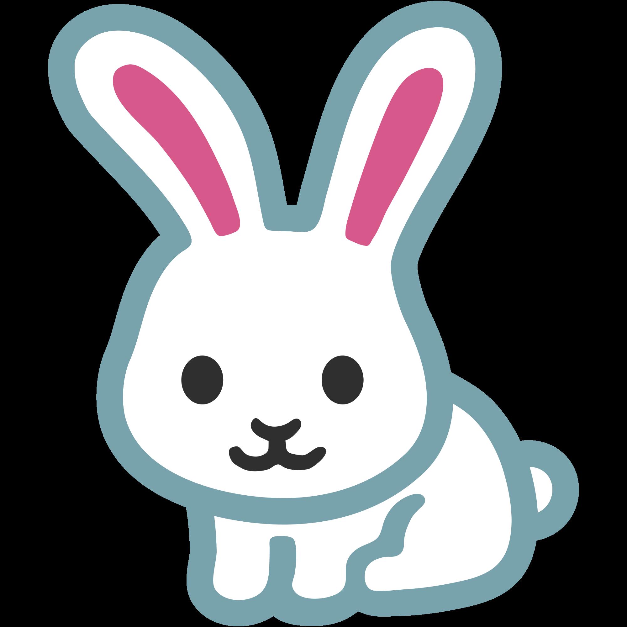 banner library Vector emojis bunny. Samsung galaxy s emoji