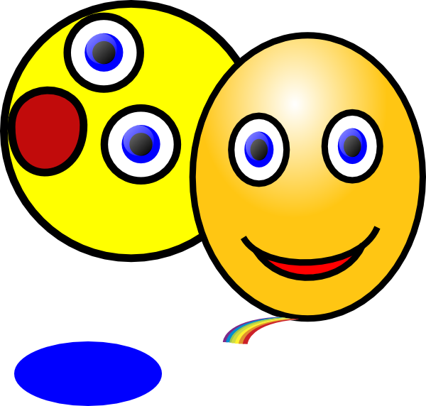 jpg black and white library Showing different clip art. Emotions clipart.
