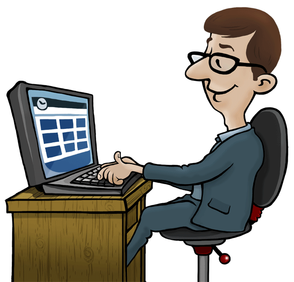 image free download Pc Clipart office computer