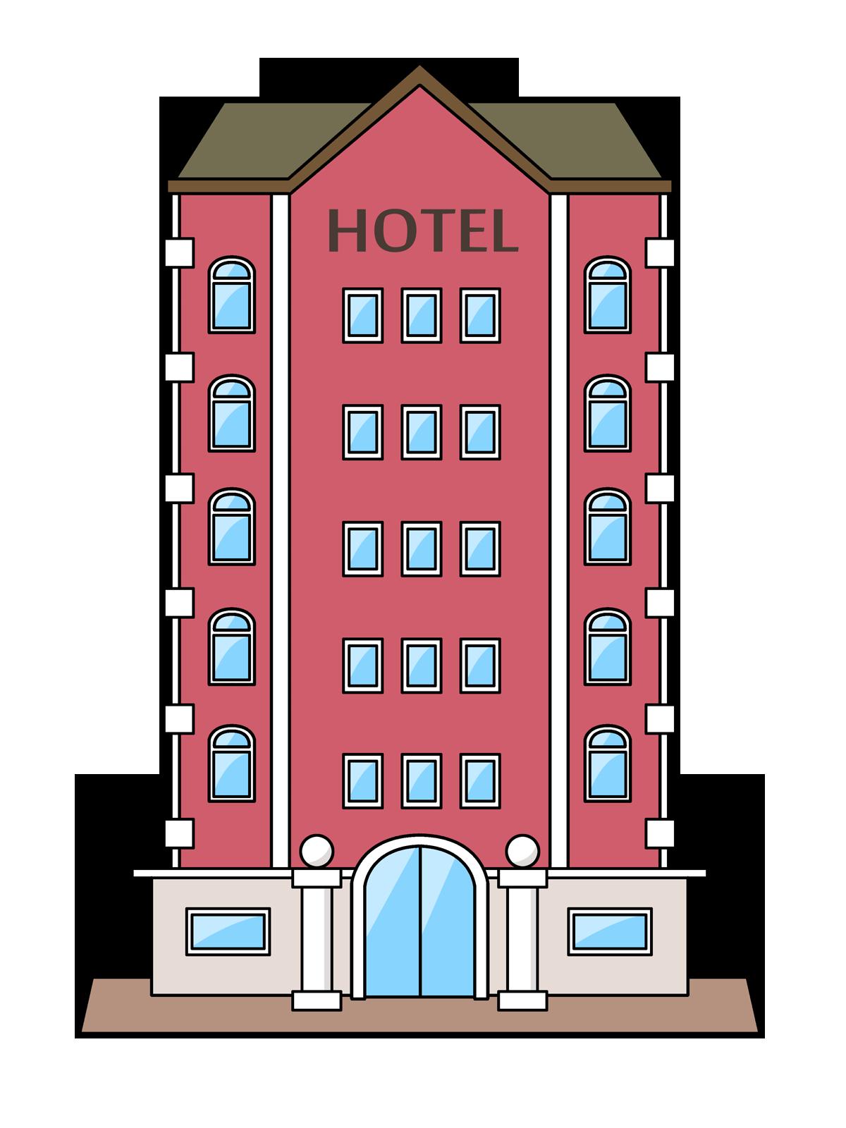 graphic Hotel star free on. Supermarket clipart cartoon