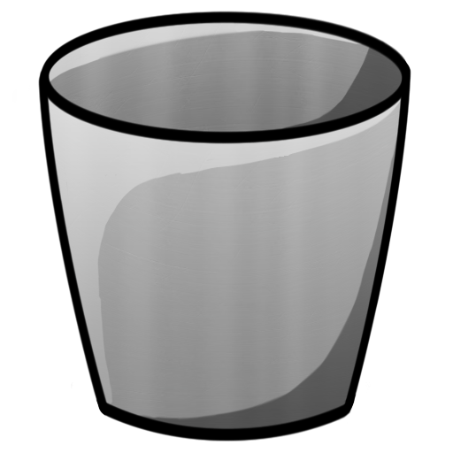 clip art library library Minecraft Empty Bucket Icon