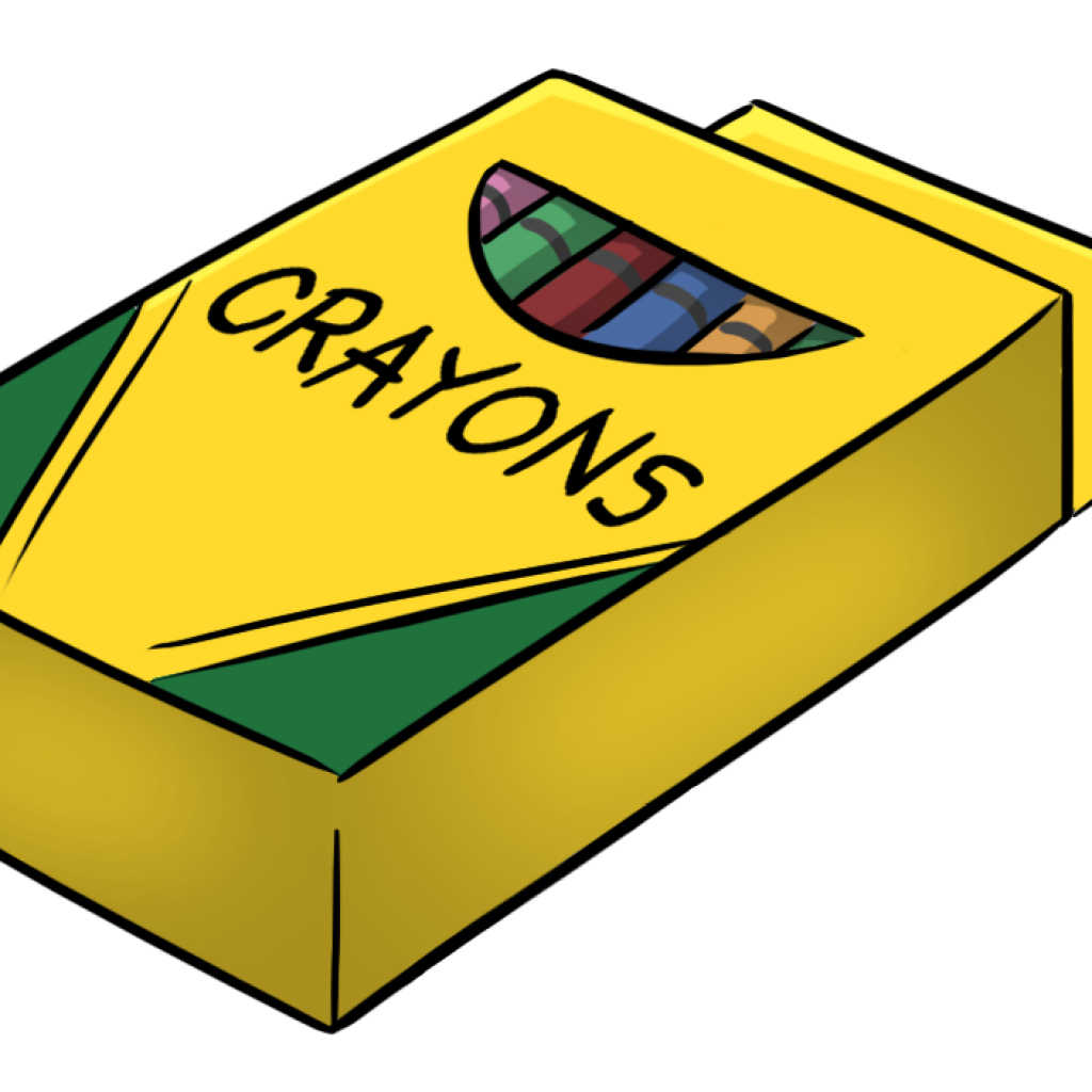 jpg stock Crayon Box Clipart pig clipart hatenylo