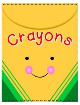 clipart royalty free download Empty crayon box clipart. Teaching themed .