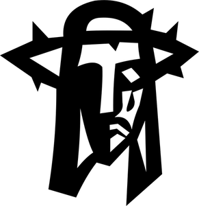 graphic Jesus Silhouette Clip Art at GetDrawings