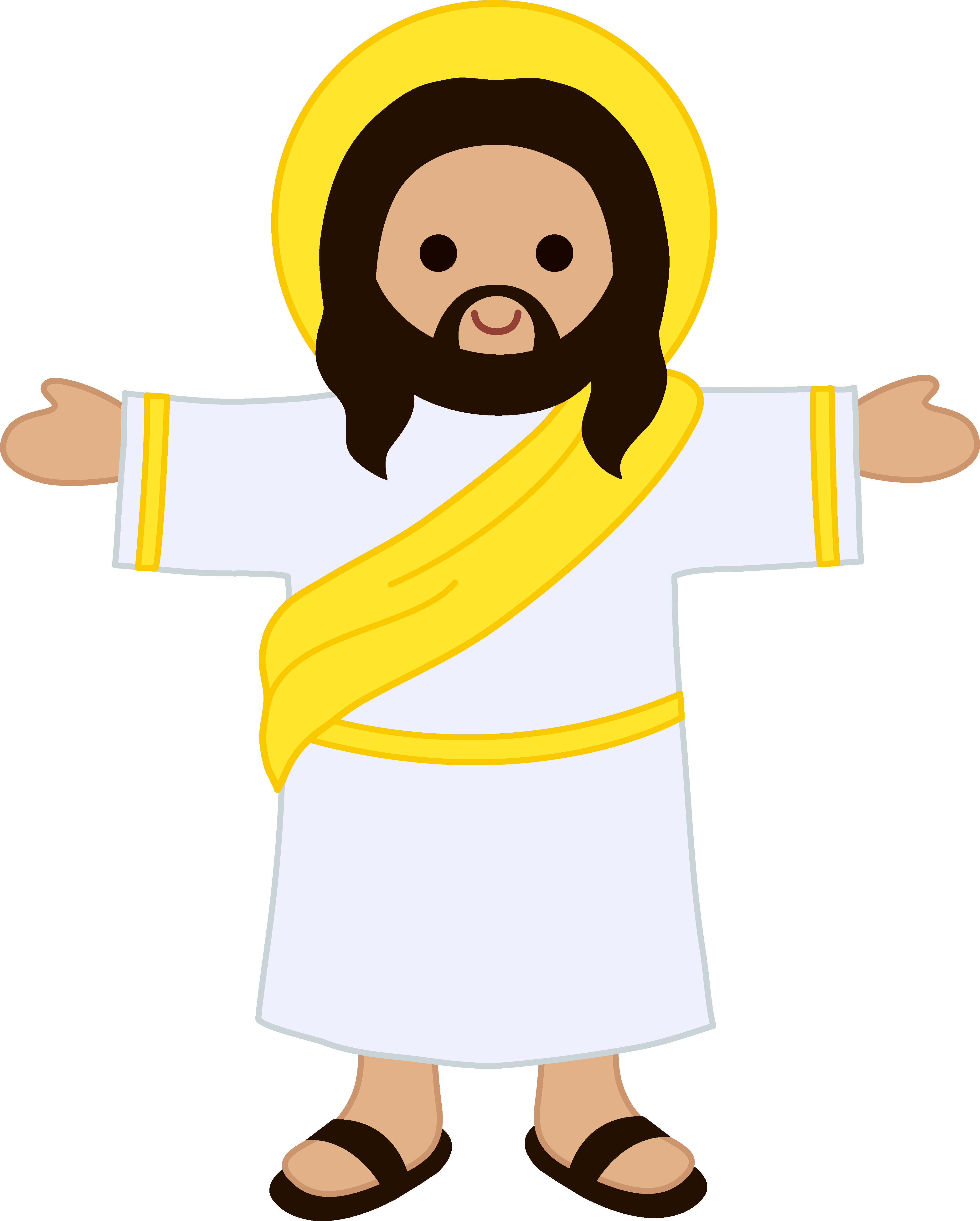 picture black and white download Jesus Is Alive Clipart at GetDrawings