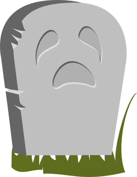 clip freeuse Tombstone Clipart at GetDrawings