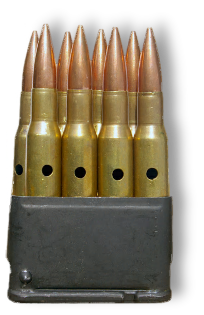 transparent library Dummy Bullet Home Page