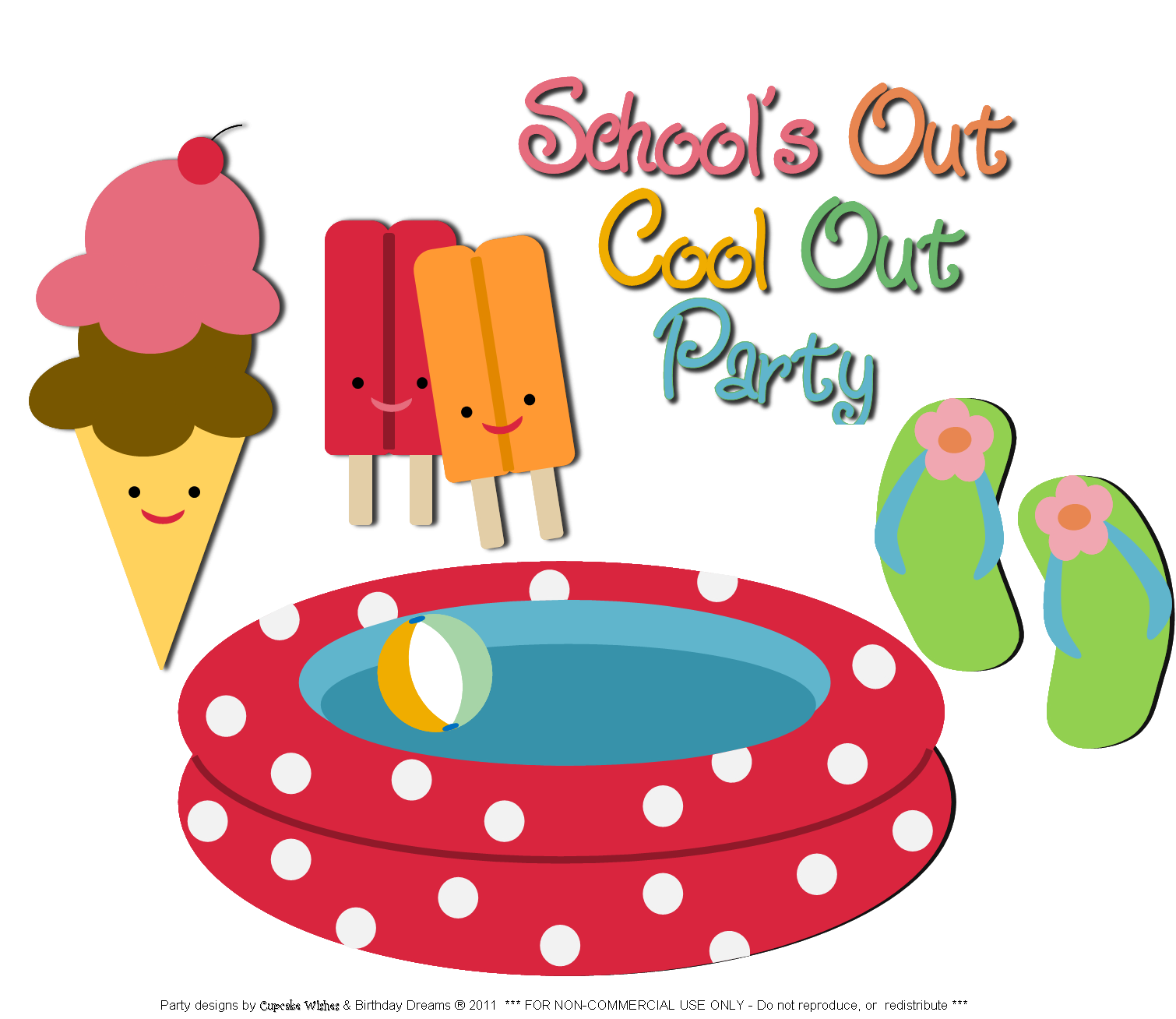 jpg library End Of School Clipart Group