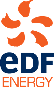 vector freeuse stock EDF Energy Logo Vector
