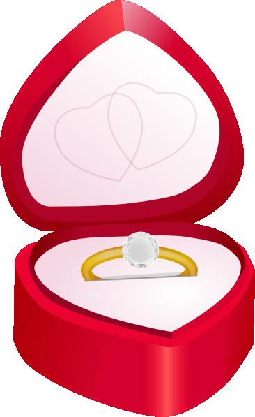 clip stock Engagement Ring Cartoon Clip Art
