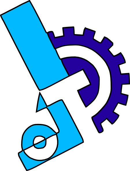 clip art freeuse library Engineering Mechanics Industry Clip Art at Clker