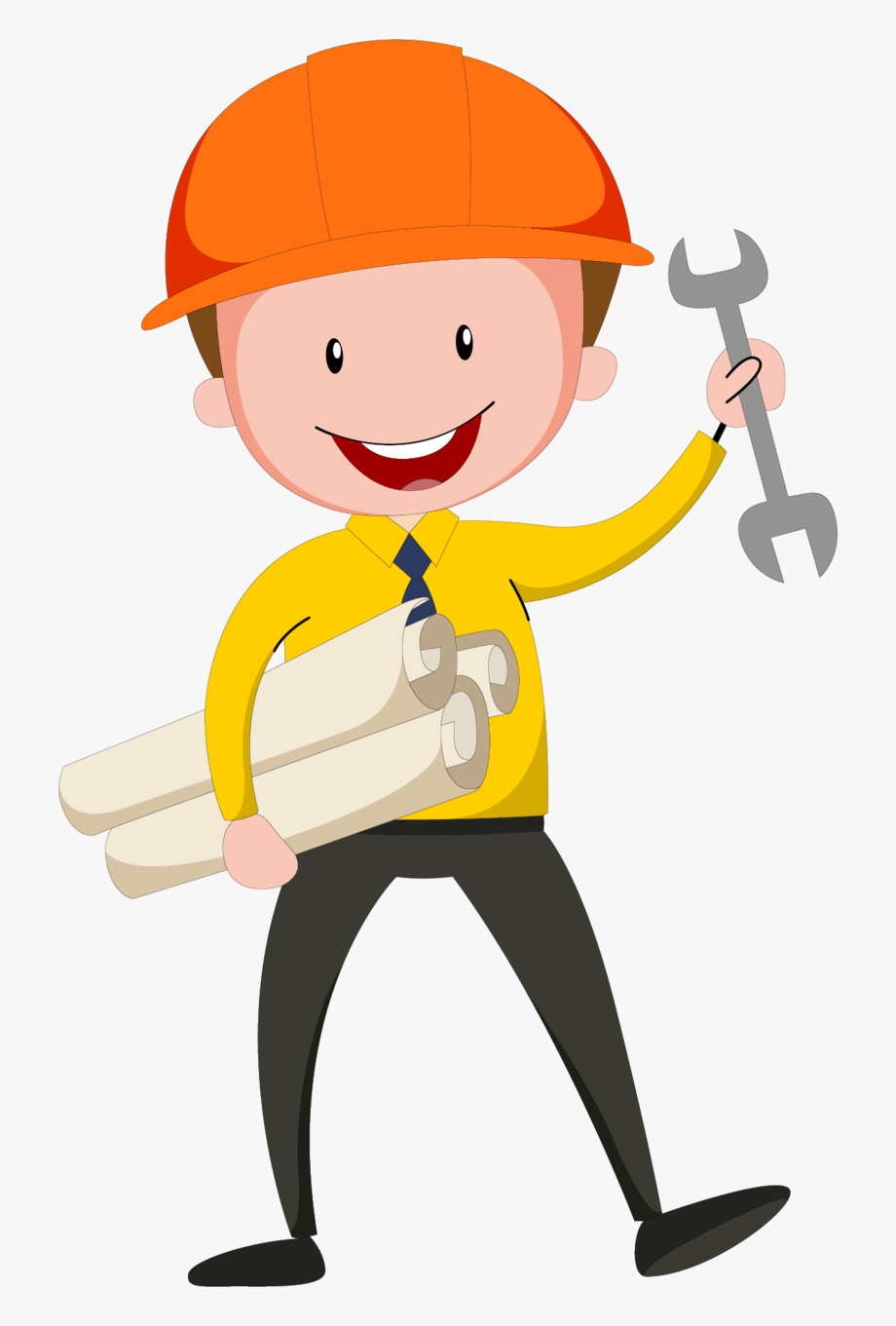 jpg royalty free Png transparent file . Engineer clipart.