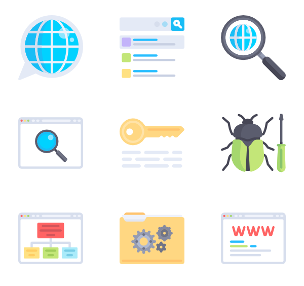 svg transparent library Engineering Icons