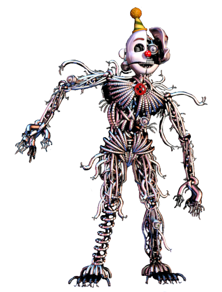 picture freeuse library Ennard