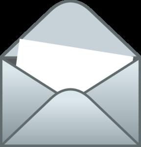 clip Letter clipart. Envelope