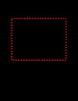 jpg free Envelope Template Clipart