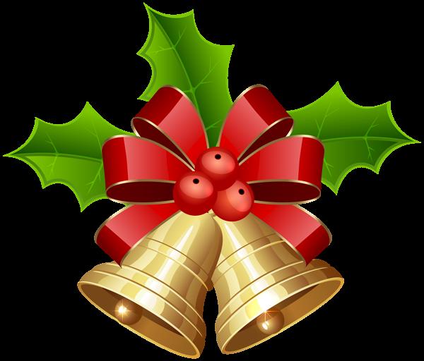 image transparent Christmas Bells Transparent PNG Clip Art Image