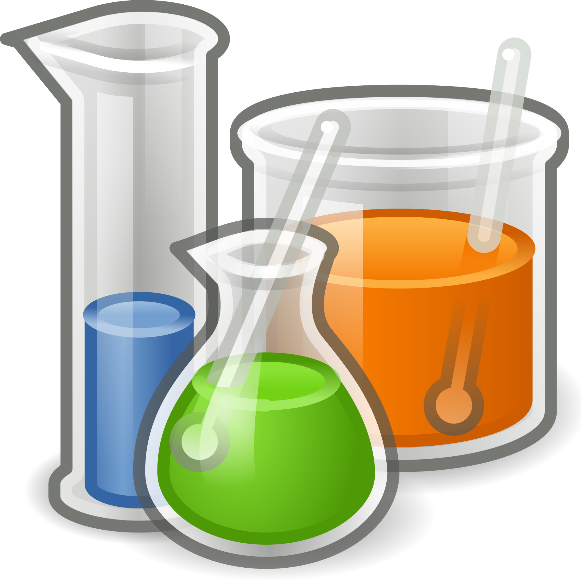 image freeuse stock Laboratory apparatus . Lab materials clipart