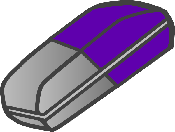 png free library Eraser clipart. Clip art at clker.