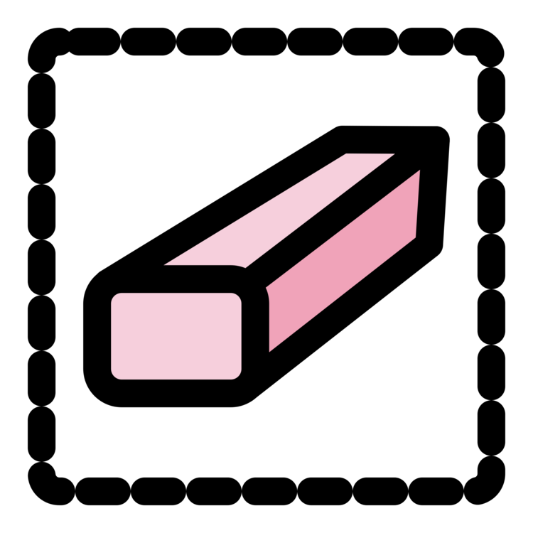 clip art black and white library Computer Icons Eraser Drawing Download free commercial clipart