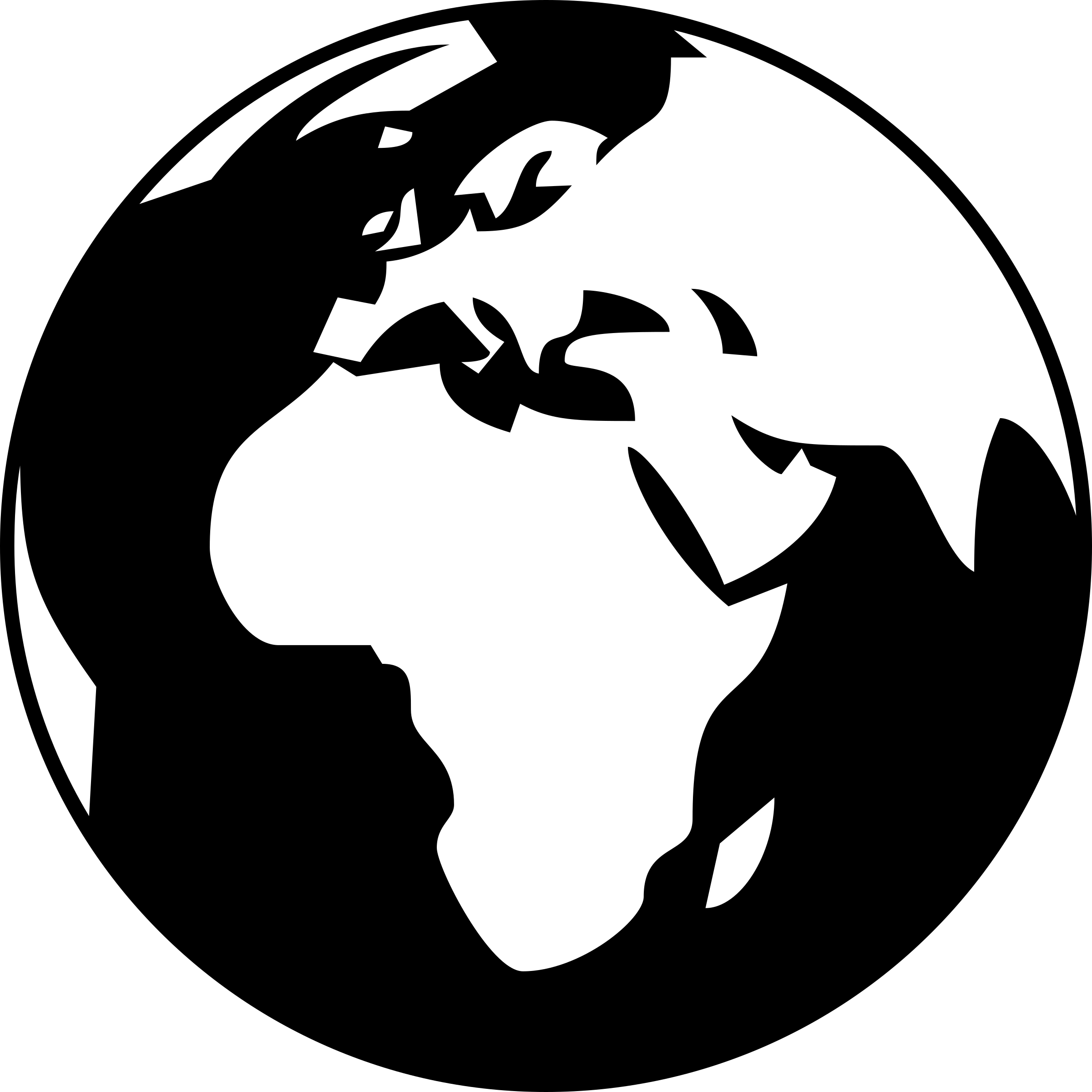 svg black and white Europe clipart logo earth. Simple globe showing africa