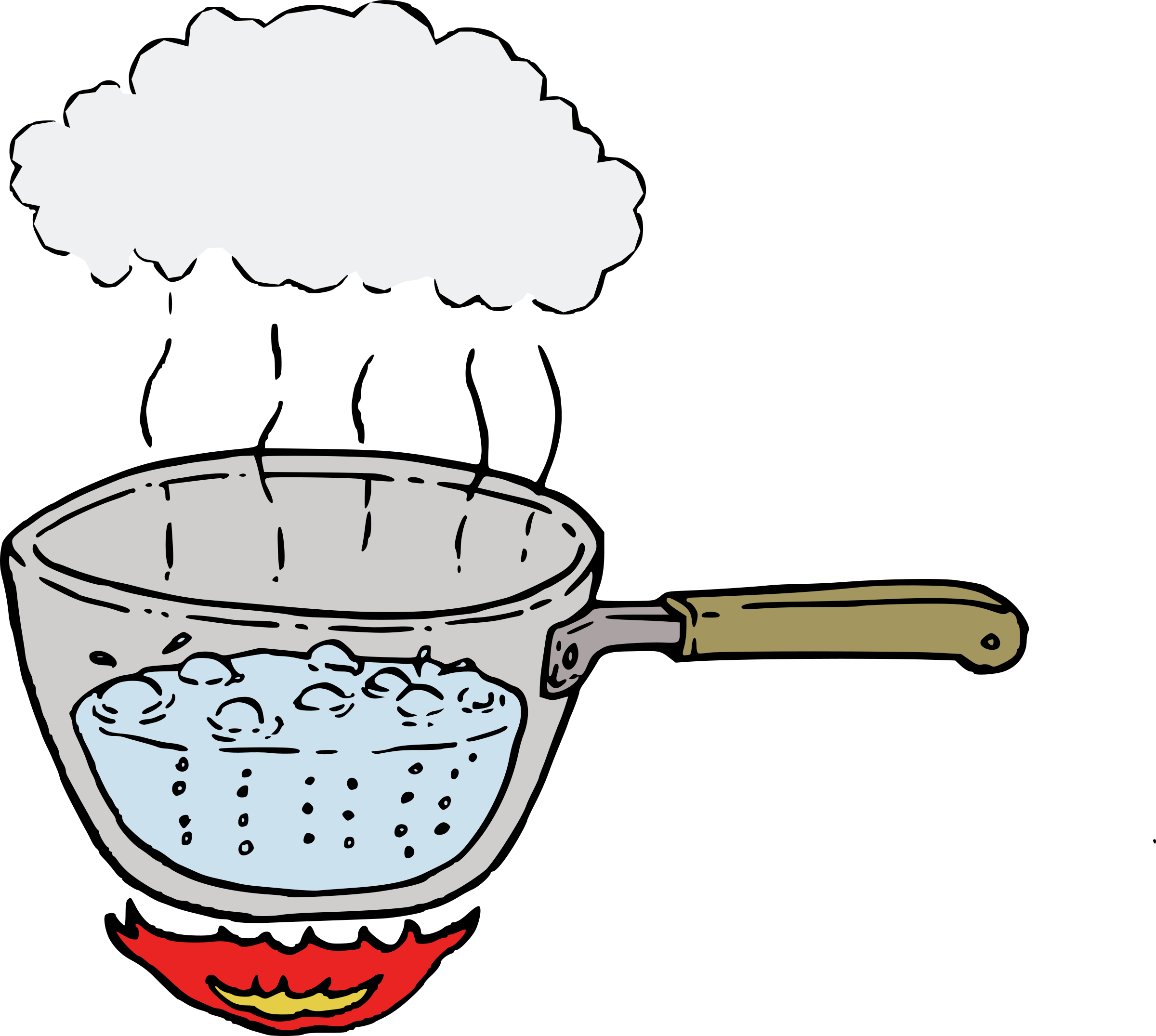 royalty free Boiling Water Drawing at GetDrawings