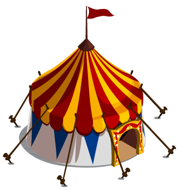 banner freeuse Event tent clipart. Image carnival icon png.
