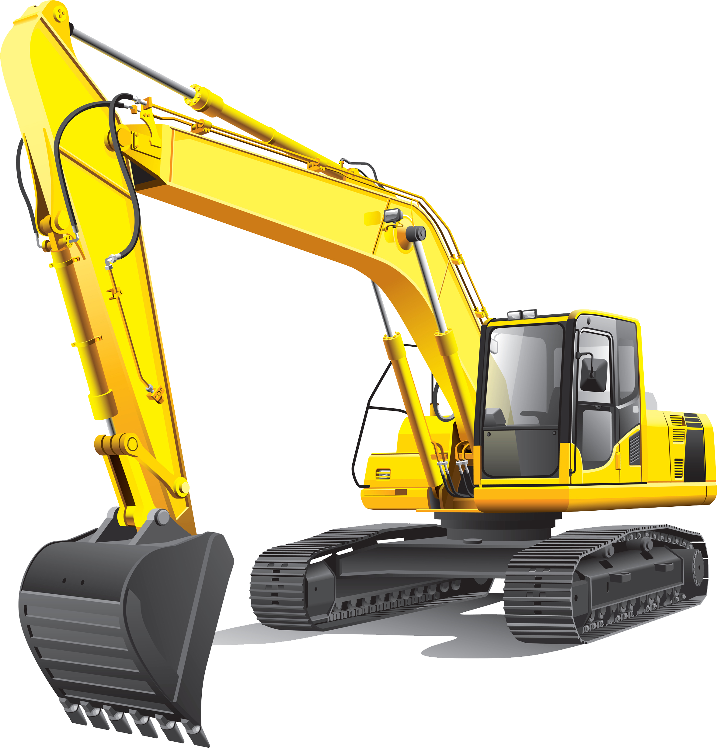 picture royalty free stock Excavator clipart. Best png free icons