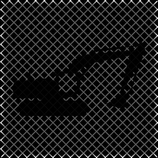 image freeuse library Excavator Icon