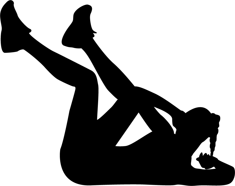 image royalty free stock Exercise clipart black and white.  collection of transparent