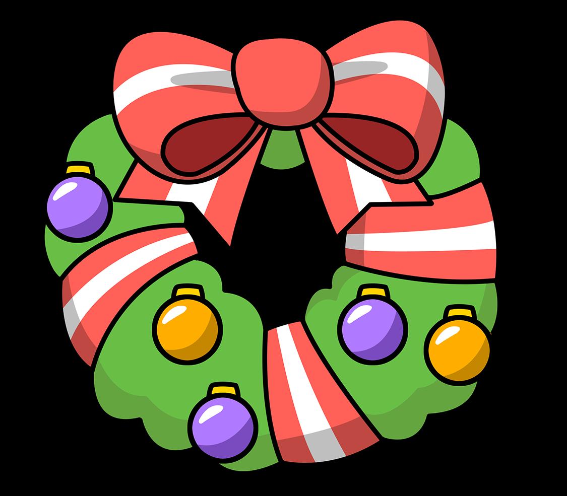 clipart royalty free Christmas Cartoon Clipart