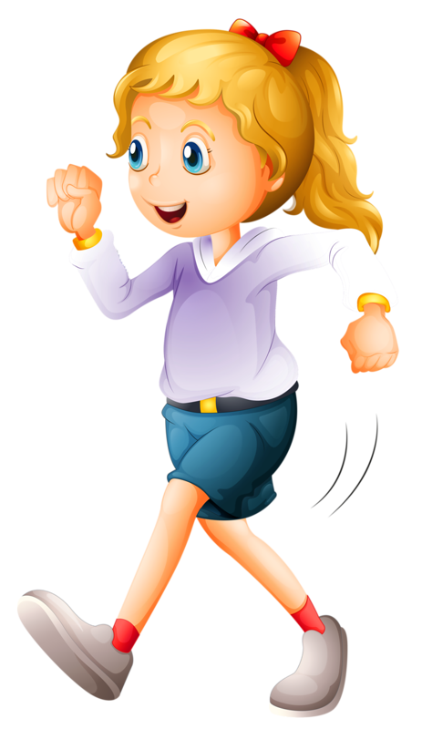 jpg download  stop by my. Girls walking clipart.