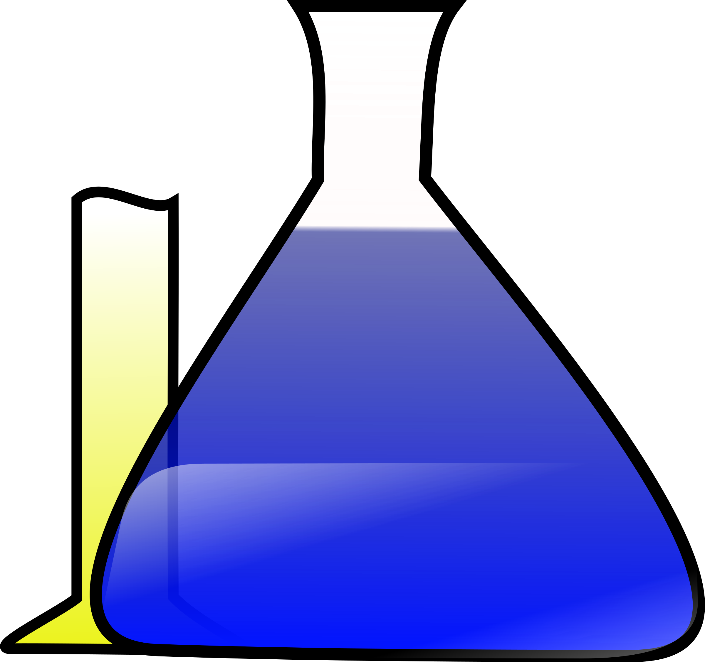 svg royalty free download Experiment clipart. Chemical science big image.