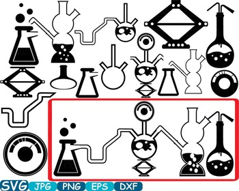 image freeuse library School clip art svg. Experiment clipart math science