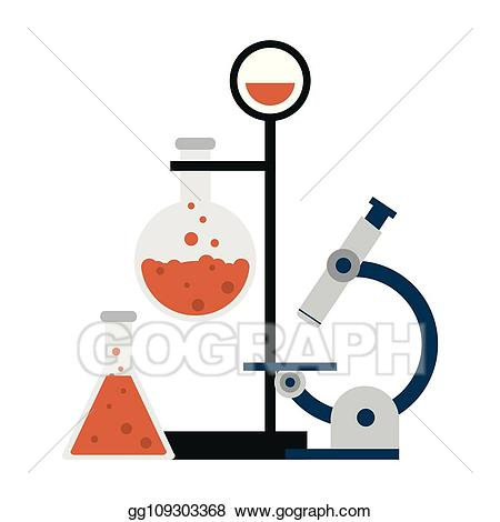 vector free Experiment clipart science investigation. Vector experiments and