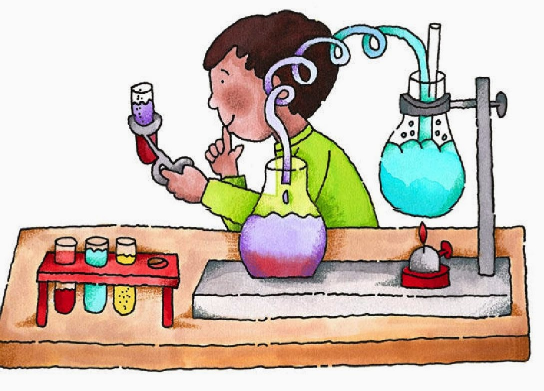 picture royalty free Experiment clipart science investigation.