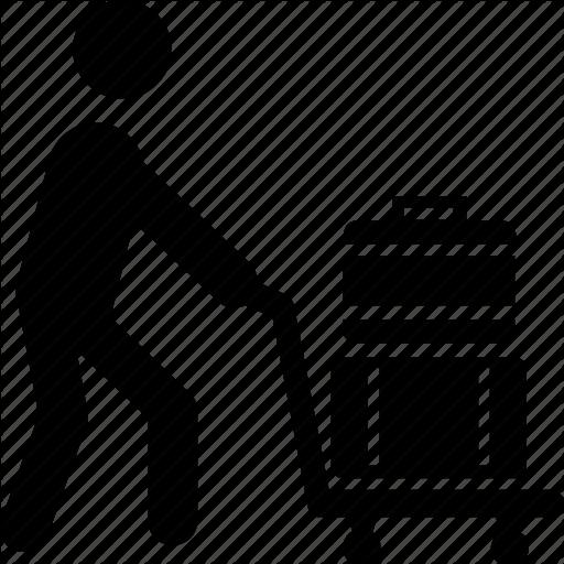 clip free Pictograms glyphs by prosymbols. Explorer clipart passenger
