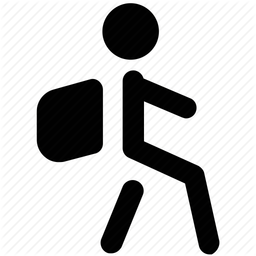 jpg free Person icons free on. Explorer clipart passenger