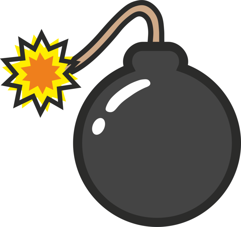 svg transparent Bomb Explosion Nuclear weapon Cartoon free commercial clipart
