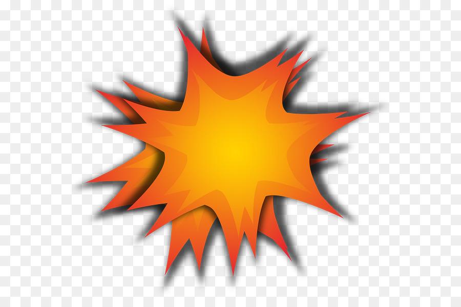 black and white stock Mushroom cloud clipart orange. Explosion clip.